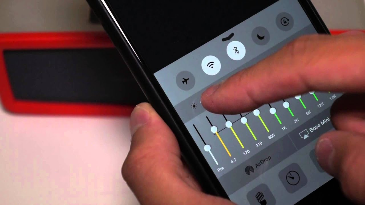 How To Use Audio Equalizer on iPhone and iPad