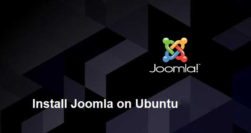 How to Install Joomla (CMS) on Ubuntu 18.04