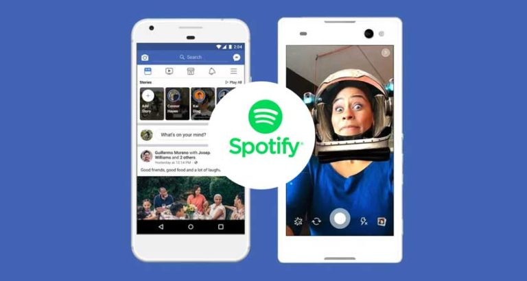 How To Share Songs From Spotify to Facebook Story