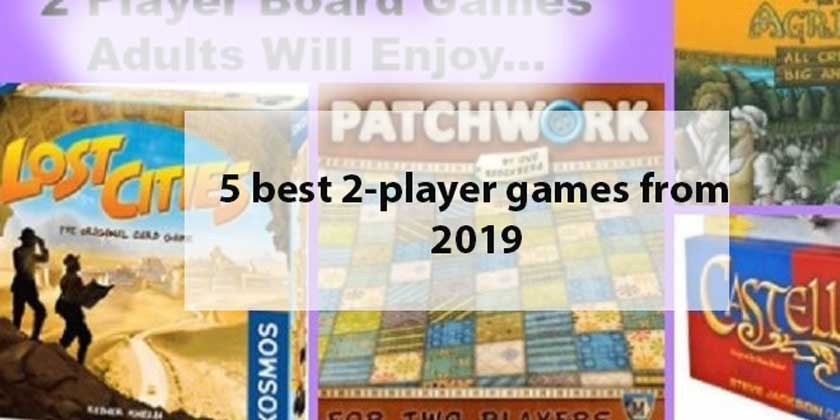 5 best 2-player games from 2019