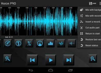 voice editing applications