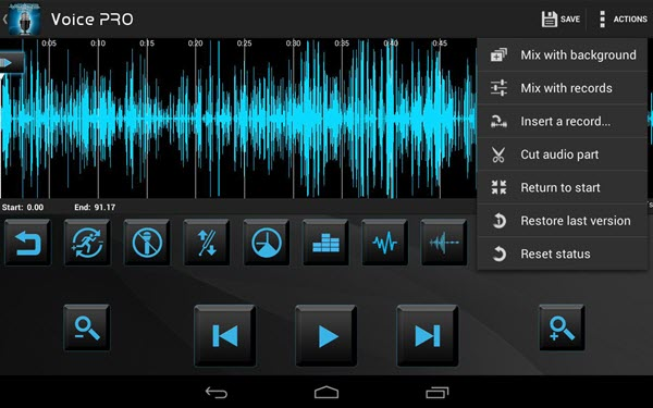 5 Voice Editing Applications For Android 2019
