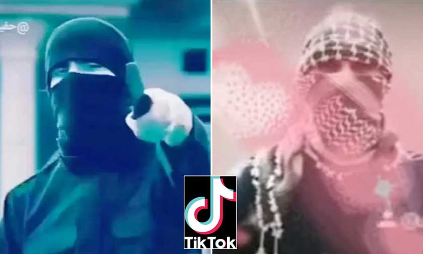 ISIS uses TikTok to connect with Young People