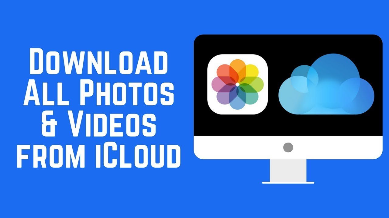 How to Transfer all Your iCloud Photos to Your PC or Laptop