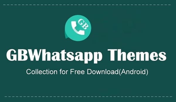 Download GBThemes APK to install themes in WhatsApp GB