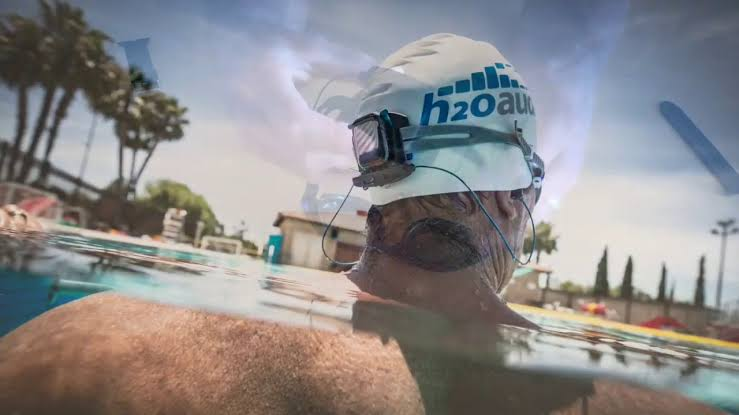 H2O Audio features Waterproof Headphones Compatible with the Apple Watch