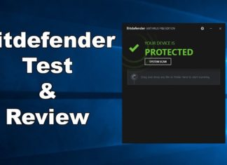 Antivirus, BitDefender in the spotlight