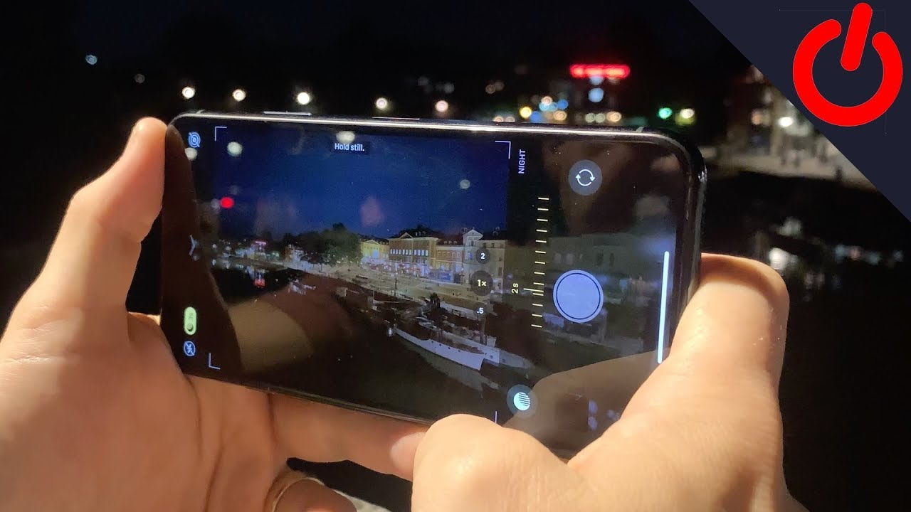 How Night Mode is used on iPhone 11, 11 Pro and 11 Pro Max