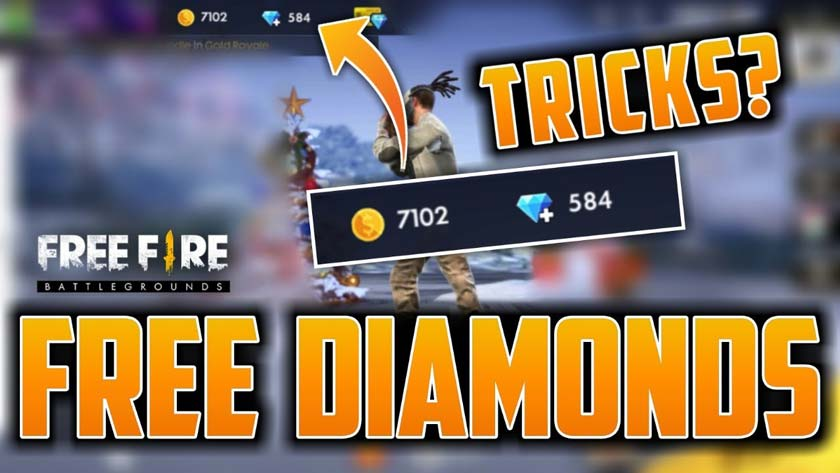 How to Get Diamond Free Fire