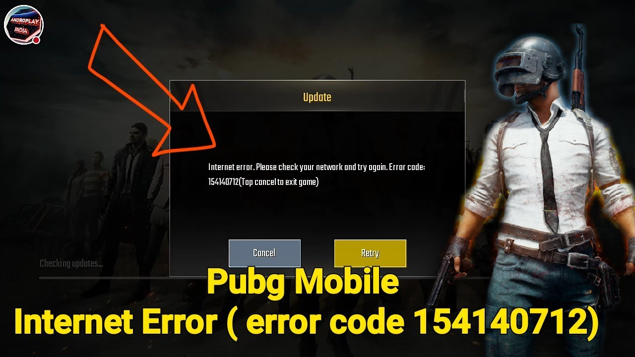 Overcome PUBG Mobile Cannot be Opened or Error