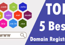 5 Cheap Top Domain Registrar of 2019