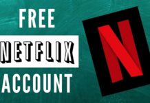List of Free Netflix Accounts [October]: Netflix Premium 2019 Account