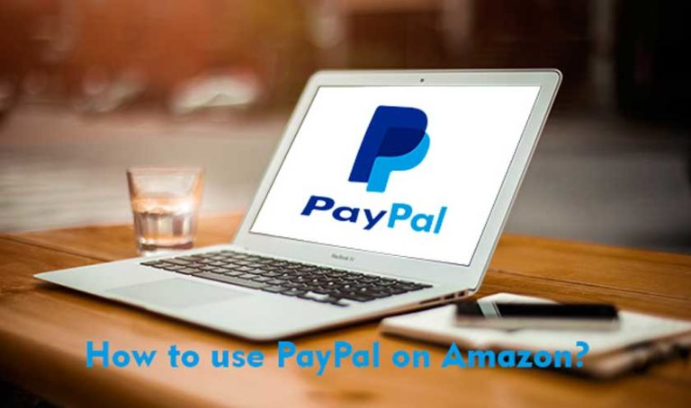 How to use PayPal on Amazon?