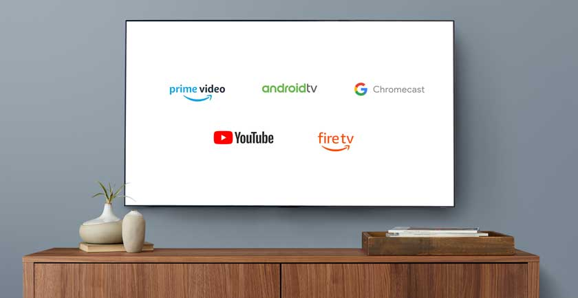 How to show Amazon Prime on Chromecast?