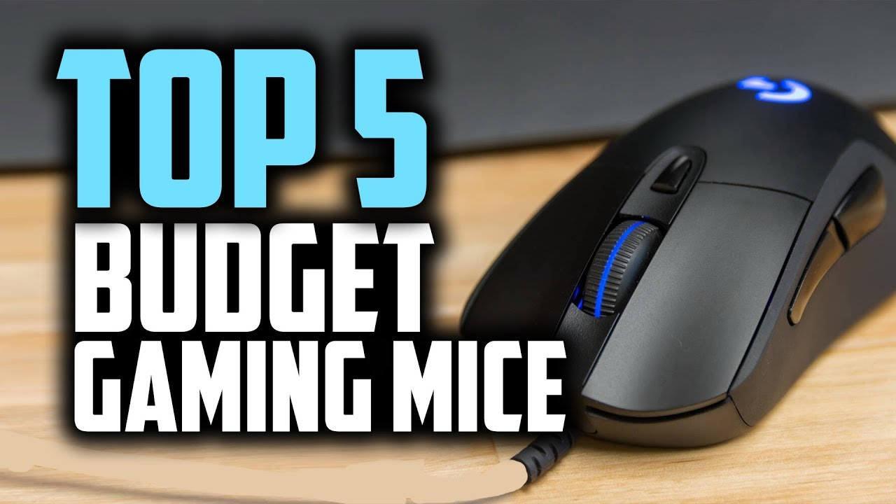 5 Best Budget Gaming Mouse (Cheap Gaming Mouse) from 2019