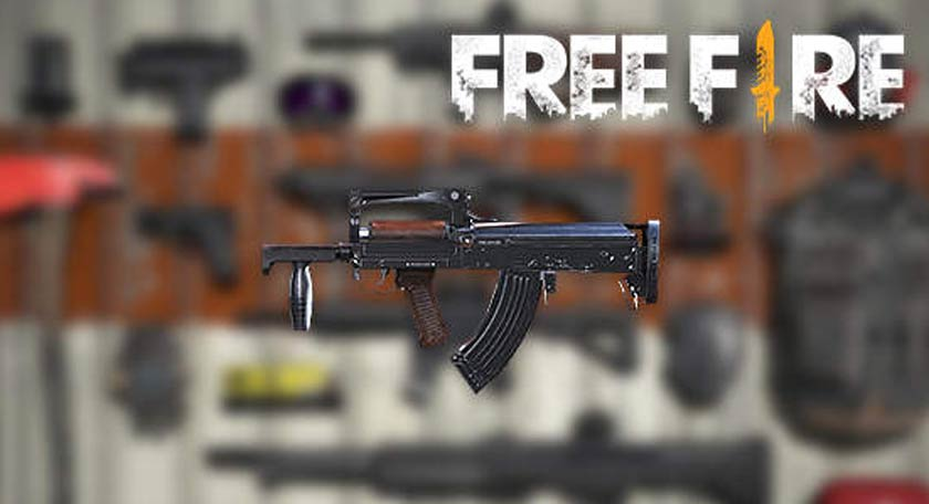 How to Get Groza Weapons in Free Fire