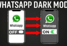 How to Put WhatsApp in Dark Mode on Any Mobile