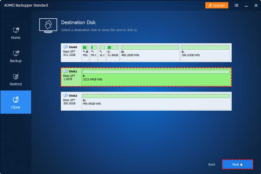 How to Clone a HDD to a SSD under Windows 10 for free