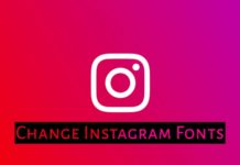 This is How to Change Font Style on Instagram Caption
