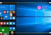 How to Record a Windows 10 PC Screen without installing additional Applications