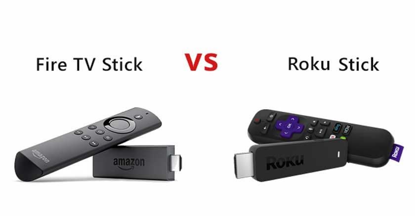 Roku Vs Fire Stick Alexa 2019 [Update]