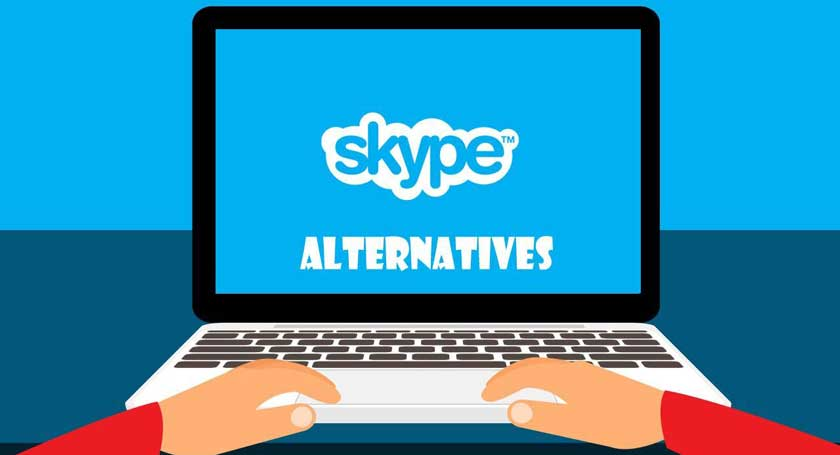 Top 10 best alternatives for Skype 2019