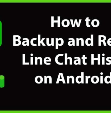 Here Are Some Ways to Backup Chat Line Easily