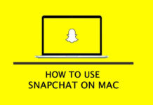 How to use Snapchat on MAC | EASY GUIDE