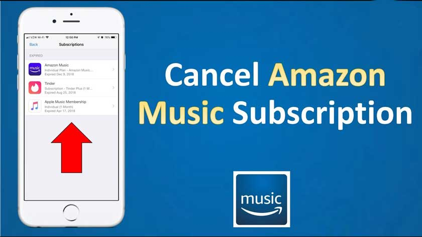 How to Cancel Amazon Music Unlimited – Quick Guide