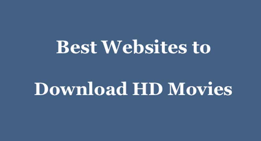 Best Sites to Download Movies and TV Series for free
