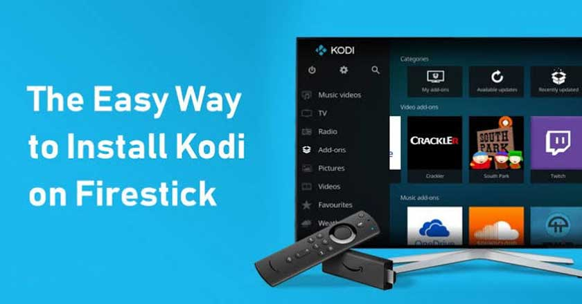 How to Install Kodi on Firestick Easily