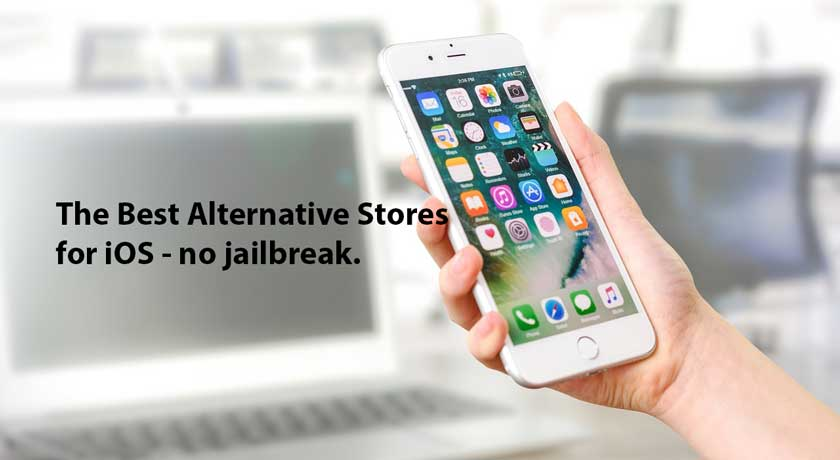 The Best Alternative Stores for iOS - no jailbreak.
