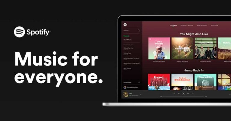 Spotify Web Player | 5 reasons why you should use?