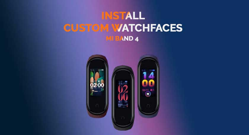 How to Change Watchfaces on the Xiaomi Mi Band 4 [Android and iOS]