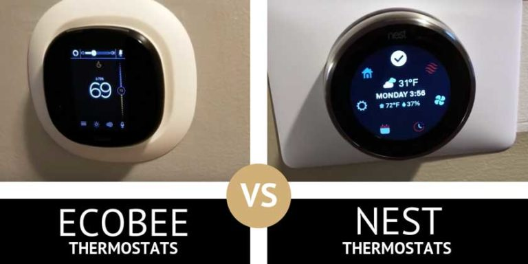 Ecobee vs Nest: What is the best option to choose?