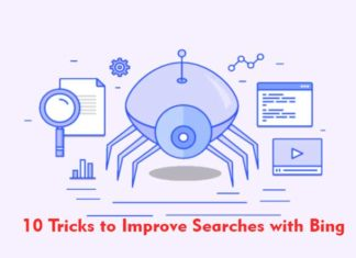 10 Tricks to Improve Searches with Bing