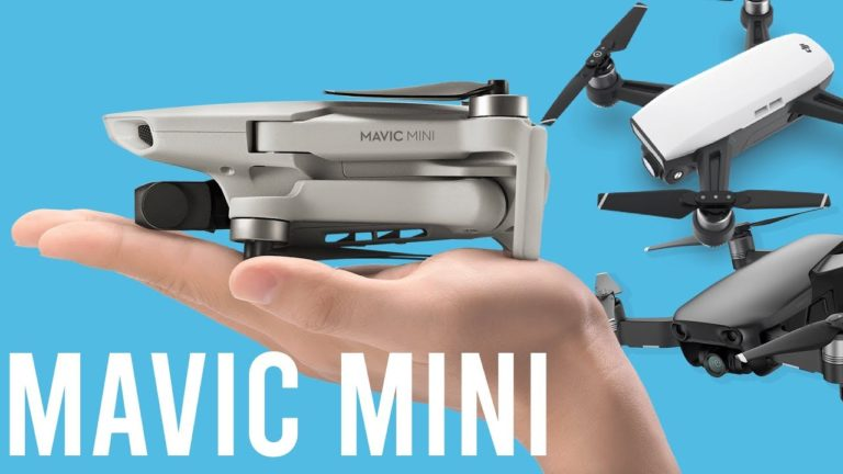 Know about Mavic Mini FCC and CE
