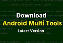 Download Android Multi Tools v1.02b | 100% working guide