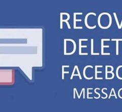 3 Steps to recover Deleted Facebook Messages?
