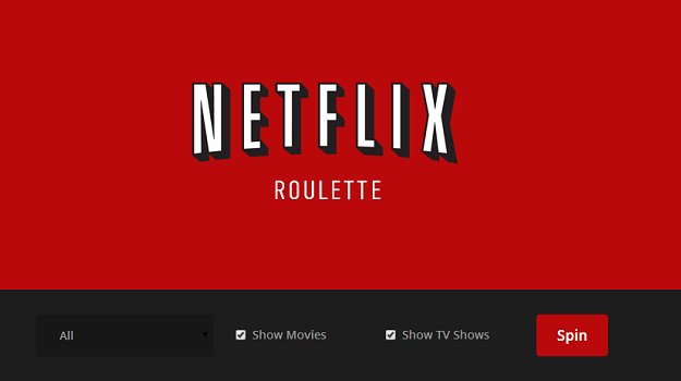 What is Netflix Roulette? How it works?