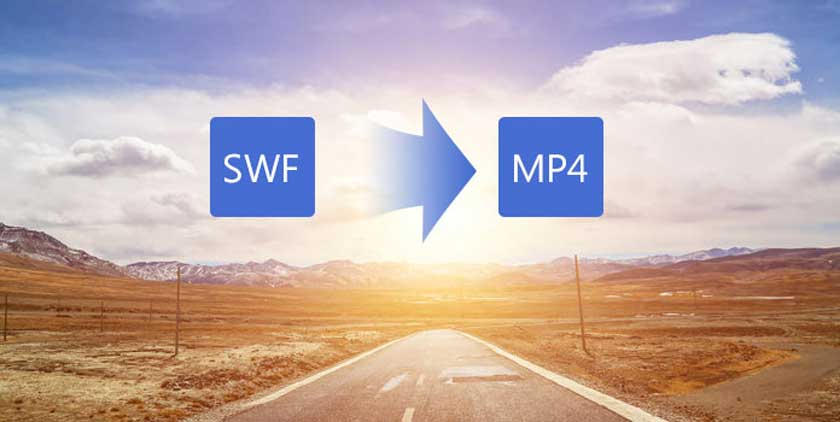 Step to Convert SWF to MP4 using VLC media player