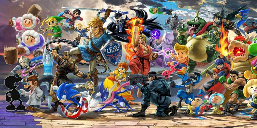 Characteristics of Super Smash Bros. Ultimate