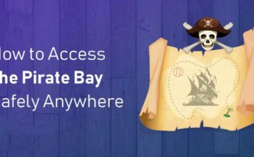 Complete Guide on How to access The Pirate Bay?