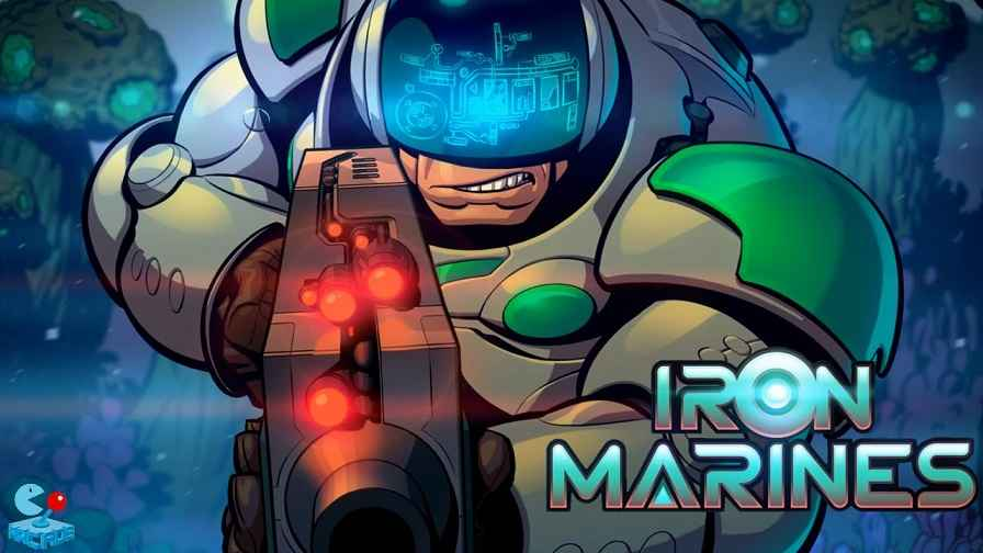 Iron Marines APK MOD Hero Heroes Unlocked 1.2.10