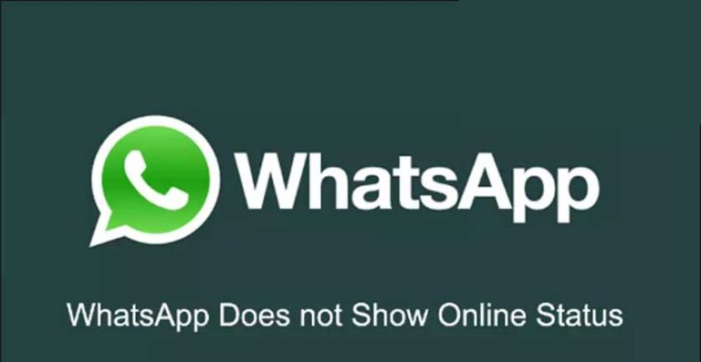 WhatsApp: how not to appear online