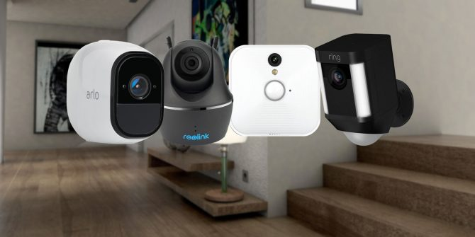 The Best Wireless Home Security Cameras with description
