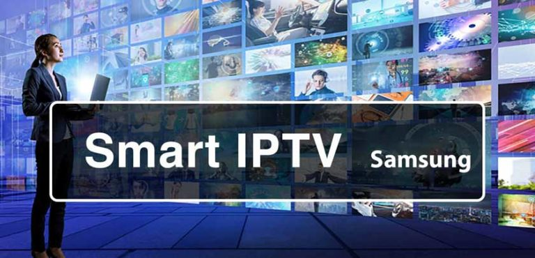 Smart IPTV on key – Only for Samsung TVs.