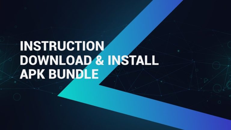 Tutorial to download and install an APK Bundle