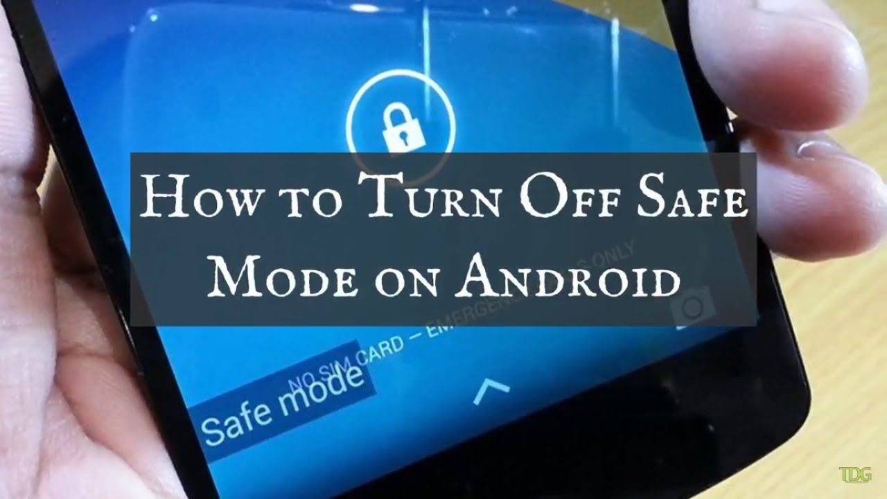 How to Enable and Disable Safe Mode on your Android