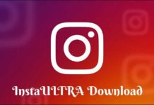 What About Instaultra APK - mod for Instagram?